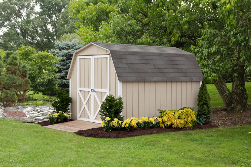 Mini barns sheds by riehl quality storage barns pa for 18x27 window