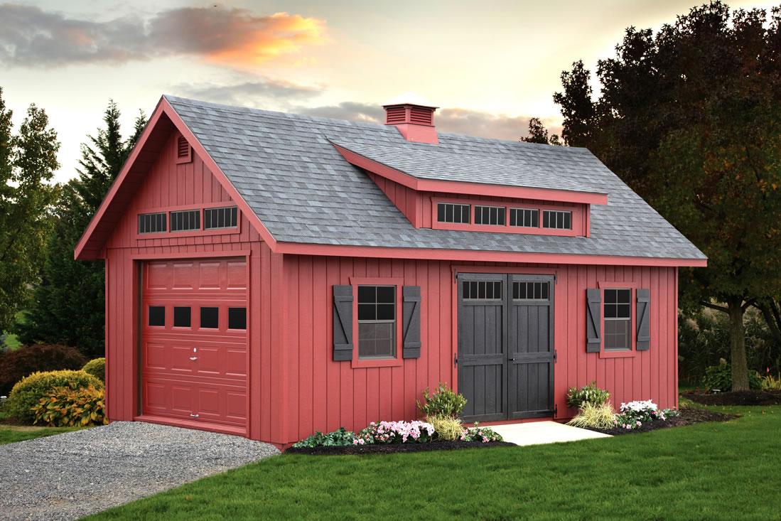Ponderosa Victorian Storage Barn Recreation Area Studio