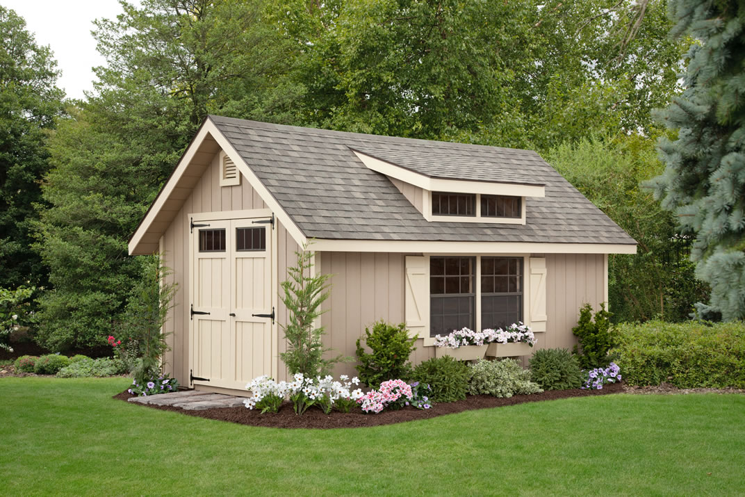 Victorian Backyard Sheds : Victorian Shed Collection > AFrame Style