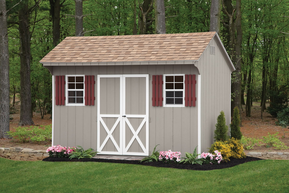 Cottage style barns garages and pool houses by riehl for 18x27 window