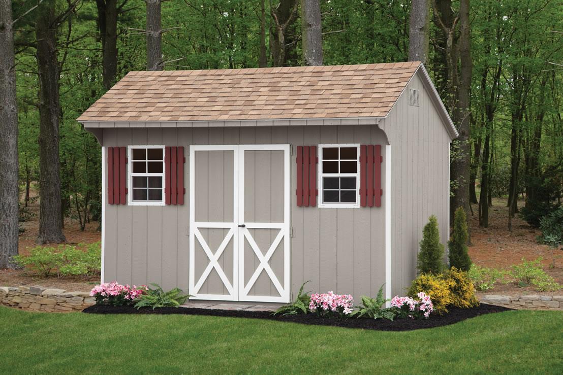 Storage shed 3x8 | Nolaya