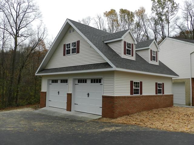 Riehl quality storage barns llc for 24x28 garage plans