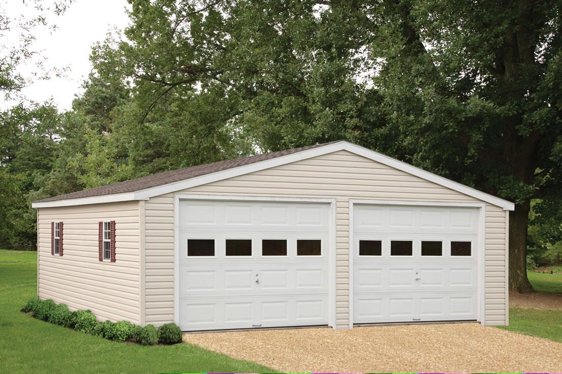 24x24 A Frame Garage