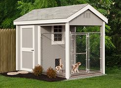 6x10 Colonial Dog Kennel