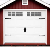 9x7 Carriage Garage Door